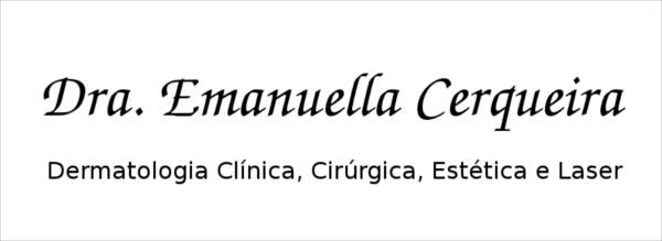 Dra. Emanuella Cerqueira